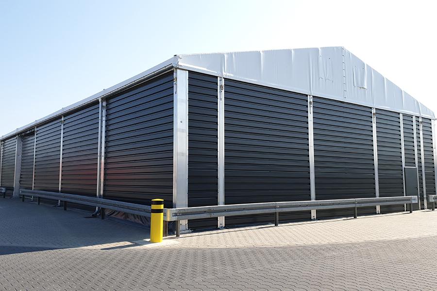 Temporary Warehouse Buildings