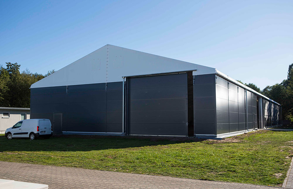 temporary warehousing
