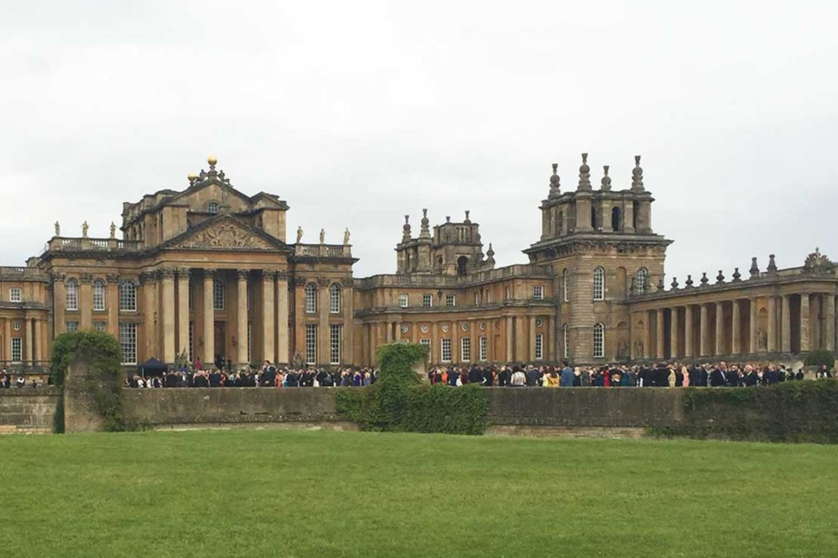 Rohan Event at Blenheim Palace