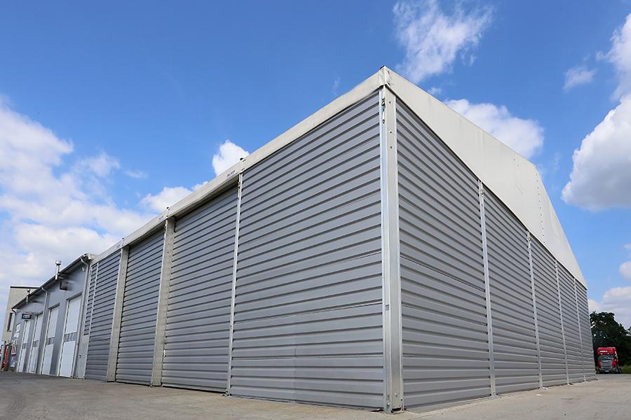 Temporary Warehouse Building