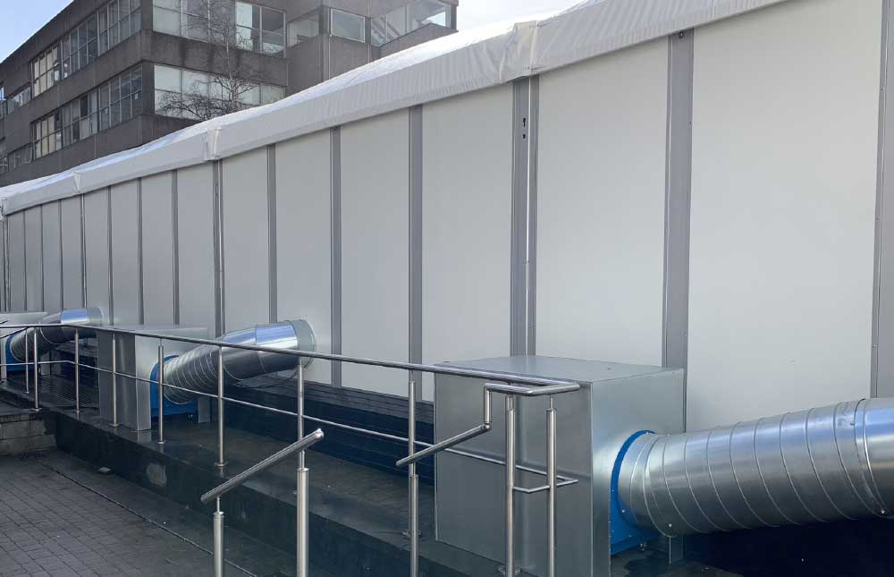 Marquee Heating