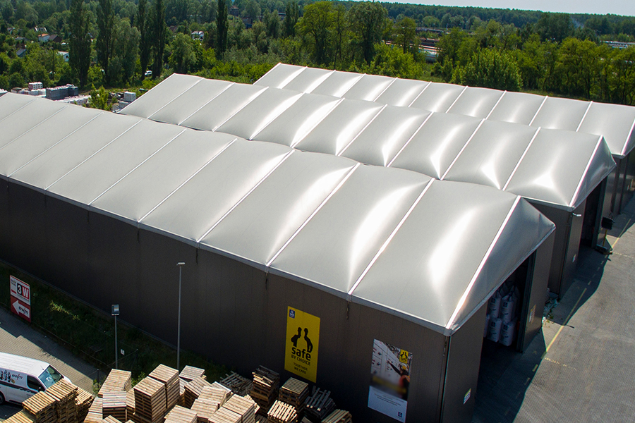 Cold storage Building