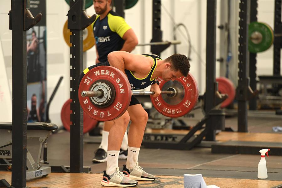 Ospreys Temporary Gym