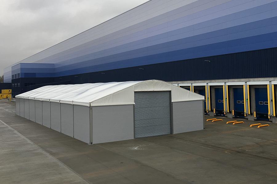 Temporary Seasonal Storage Warehouse